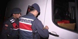Osmangazi Köprüsü'nde 48 kaçak göçmen yakalandı
