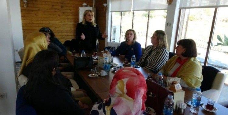 Kadın Muhtarlar Derneği Serpil Erenoğlu: