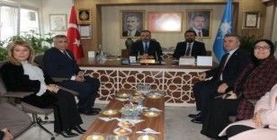 """Mahir Ünal: """"Muhalefet adeta Türkiye'nin başına kötü bir şey gelsin diye dua ediyor"""""""