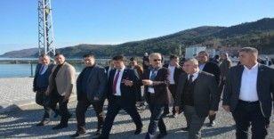 """Uraloğlu: """"Yarım kalan yol tamamlanacak"""""""