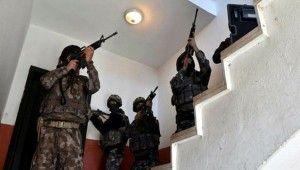 Van'da terör örgütüne üye olan 1 kişi tutuklandı