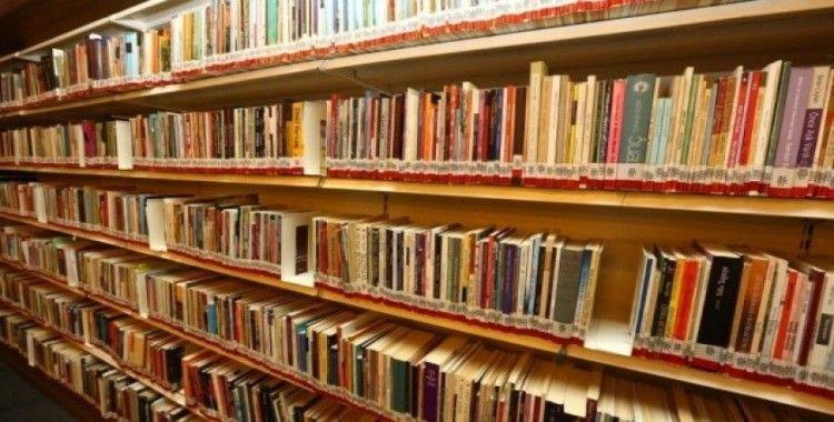 Bir yılda 86 bin 798 kişi kütüphanelerden kitap aldı