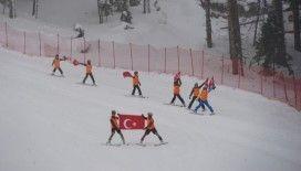 Ilgaz Dağı Yurdun Tepe Kayak Merkezi Soylu'nun katılımıyla açıldı