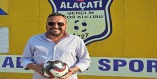 Sahalarda küfüre bir tepki de Alaçatıspor'dan