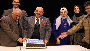 Kırşehir'de 'Basın Enleri' ödüllerini aldı