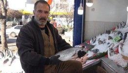 Padişahların vazgeçilmezi, denizlerin kraliçesi lüferin kilosu 120 lira