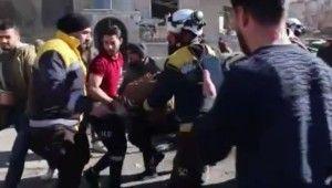 İdlib'de 1 günlük bilanço, 20 ölü, 97 yaralı