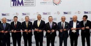 TİM, ilk yurt dışı temsilcilik ofisini Kıbrıs'ta açtı