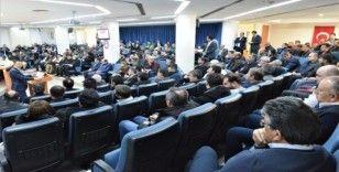 DTO'dan, U-ETDS ve Sayısal Takograf Veri Sistemlerine Giriş Toplantısı