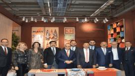 Başkan Erdoğan: 'Heimtextil Fuarı ihracatın 2020'nin daha iyi olacağının müjdecisi'