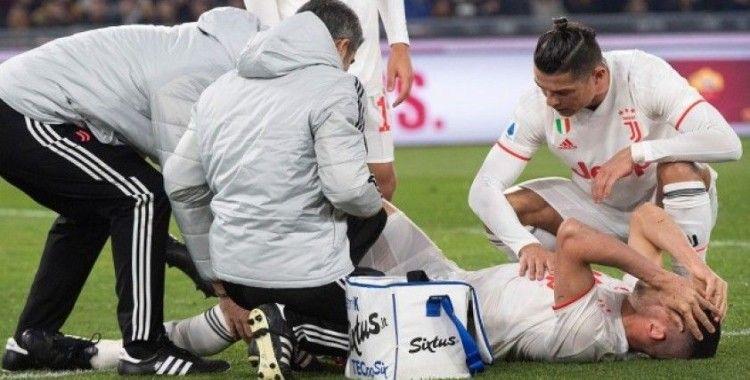 Milli futbolcu Merih Demiral sakatlandı