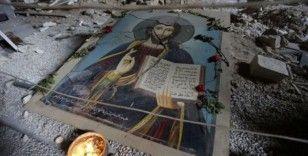TSK ve Kızılay'dan Rasulayn'da kiliseye insani yardım