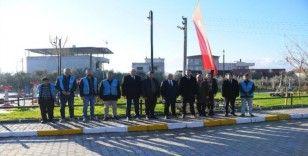 Salihli'de 'Yaşayan Şehir Salihli' projesi Durasıllı Mahallesi ile devam etti