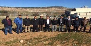 24 derslik Lise inşaatının startı verildi