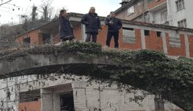 Artvin'de tarihe tanıklık eden kemer köprü restore edilecek