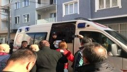 Bursa'da tartıştığı kadını tabancayla rehin aldı