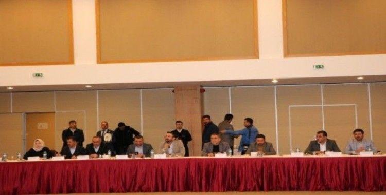 Uçhisar Belediyesi, AK Parti Nevşehir teşkilatını ağırladı