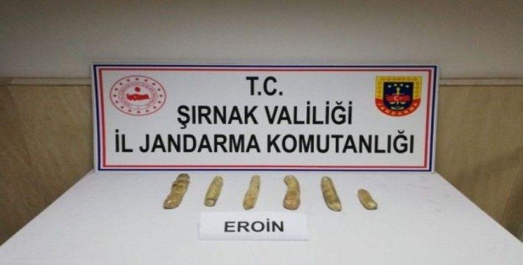 Şırnak'ta kaçakçılık ve terörle mücadele operasyonunda: 42 kişi gözaltına alındı