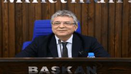 Edremit'te yeni yılın ilk meclis toplantısı