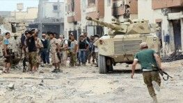 Libya'da ateşkes süreci