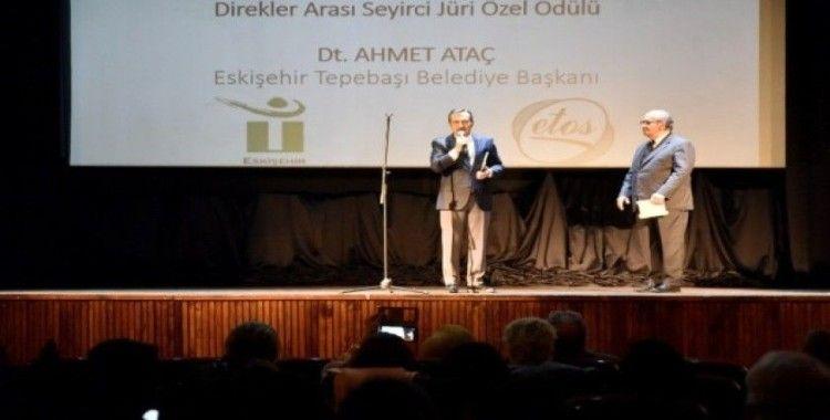 Başkan Ataç'a Jüri Özel Ödülü