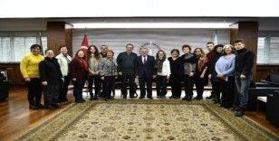 Kadir Has Üniversitesi, kent incelemeleri araştırmasına Kayseri ile başladı