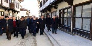 Milletvekili Tüfenkci, yatırımları inceledi