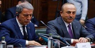 Türk ve Rus heyetlerin Libya'da kalıcı ateşkes için Moskova'daki görüşmesi başladı