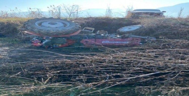 Denizlispor Başkanı Çetin'in babası kaza geçirdi