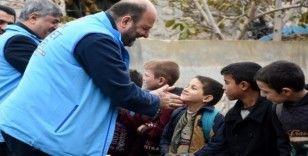 Savaş mağduru ailelere 265 milyon TL yardım