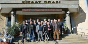 Ziraat odası başkanları çiftçiler için Ankara'ya gidecek