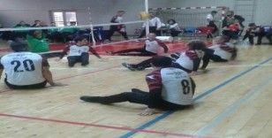 Kdz. Ereğli Belediyespor Paravolley Takımı 1. etabı yenilgisiz tamamladı