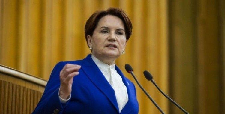 İYİ Parti Genel Başkanı Akşener:  Barışı korumak için asker gönderilmesine karşı değilim