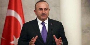 Dışişleri Bakanı Çavuşoğlu: 'Libya'da kim barış istiyor, kim savaş istiyor ortaya da çıkmış oldu'