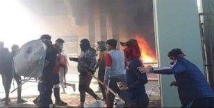 Irak'taki gösterilerde ölü sayısı 669'a yükseldi