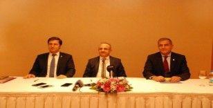 Üç il başkanı İzmir için buluştu