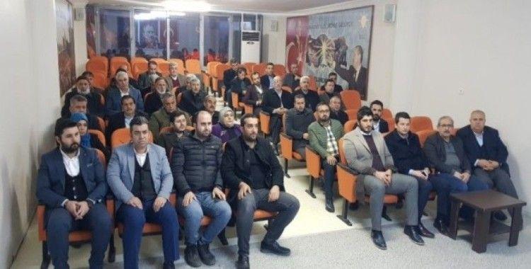 Başkan Kılınç meclis üyeleriyle fikir alışverişinde bulundu