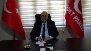 Diyarbakır Saadet Partisi İl Başkanı Fesih Bozan OGÜNhaber'de