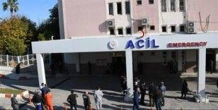 Tarsus Devlet Hastanesinden 'patlama' açıklaması