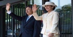 Japonya İmparatoru ve eşi İngiltere'ye gidecek
