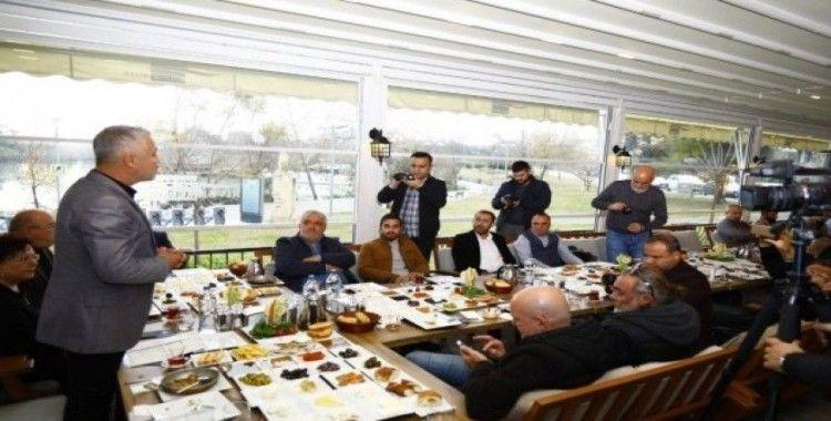 """Manavgat Belediye Başkanı Sözen: """"Tanzim Satışla ilgili belediye şirketimizi kurduk"""""""