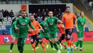 Medipol Başakşehir: 1 - GMG Kırklarelispor: 1