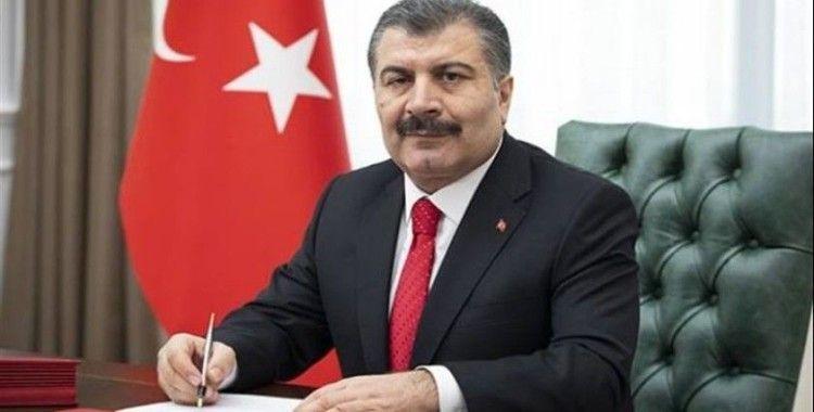 Sağlık Bakanı Fahrettin Koca'dan anestezi ilacı açıklaması