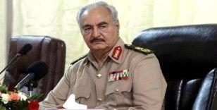 General Hafter ateşkes anlaşmasını imzalamadan Rusya'yı terk etti