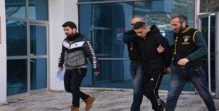 Silahlı soyguncu yüz tarama sistemi ile 24 saat geçmeden yakalandı