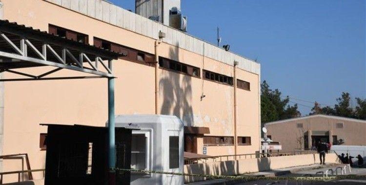 Tarsus Devlet Hastanesi'nde patlama: 5 yaralı