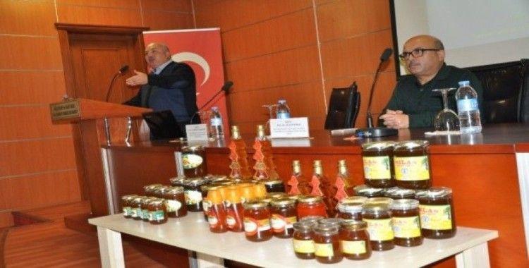 """Prof. Dr. Halil Yeninar; """"Bal ısındığı zaman ölür, şeker şurubu olur"""""""