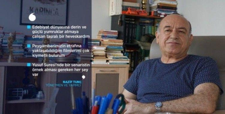 Yönetmen Nazif Tunç: 50 yıl Türk sinemasının tek destekçisi Türk milleti oldu