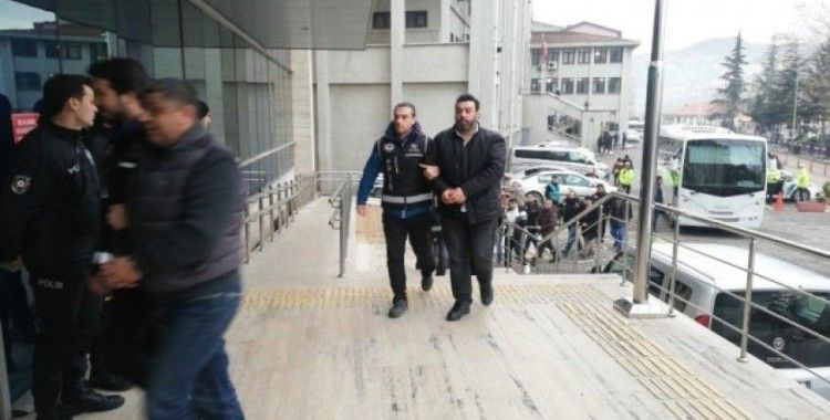 Zonguldak merkezli tefecilik operasyonunda 7 tutuklama