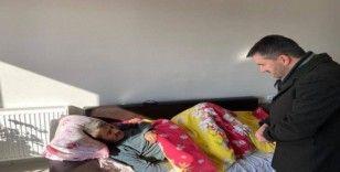 Başkan Ertuğrul Çetin, güne esnaf ve hasta ziyaretleriyle başlıyor